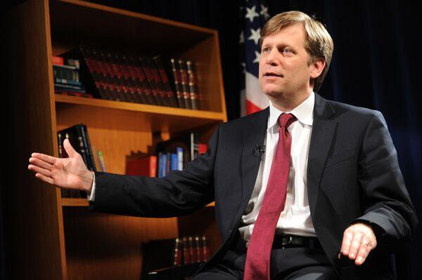 El embajador de EEUU en Moscú, Michael McFaul - Sputnik Mundo
