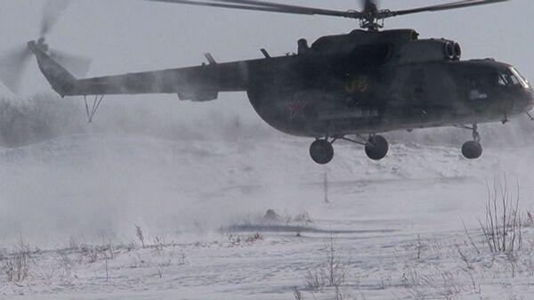 Tropas Aerotransportadas ensayan el sistema de control de tropas Andrómeda - Sputnik Mundo