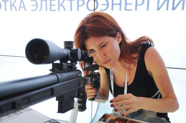 Anna Chapman - Sputnik Mundo