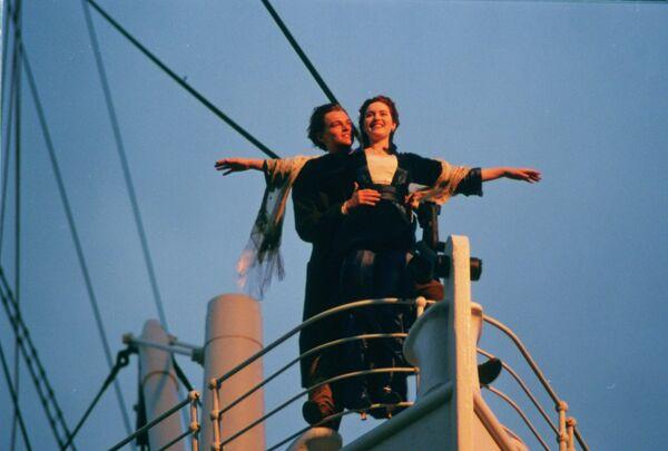 Titanic en 3D lidera la taquilla mundial - Sputnik Mundo