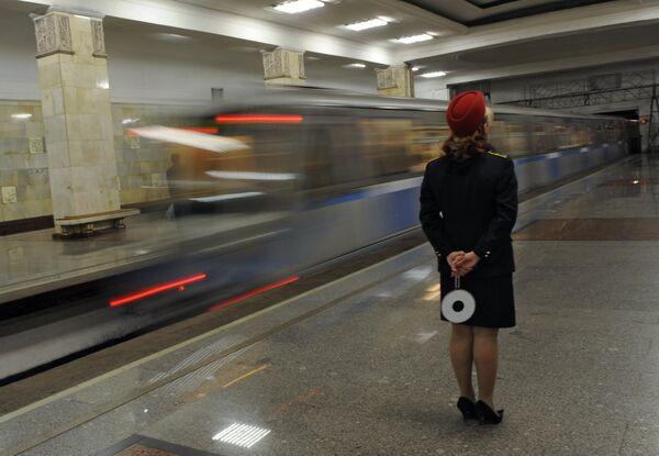 Metro de Moscú lanzará este mes un tren dedicado a Gabriel García Márquez - Sputnik Mundo