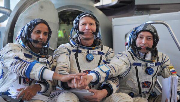 Entrenamientos de los astronautas en Ciudad de Estrellas - Sputnik Mundo