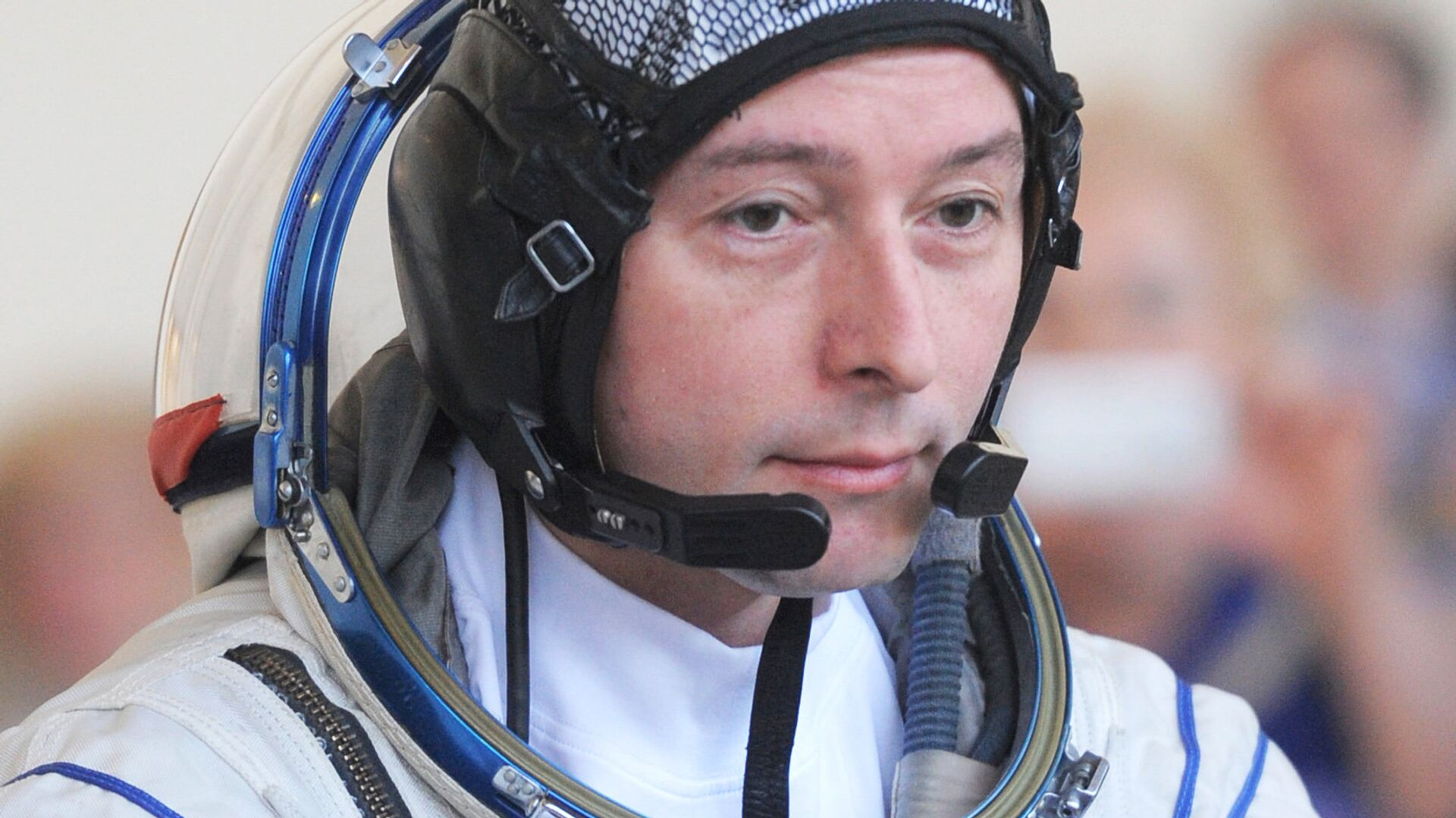 El cosmonauta ruso Serguéi Revin - Sputnik Mundo, 1920, 09.04.2021
