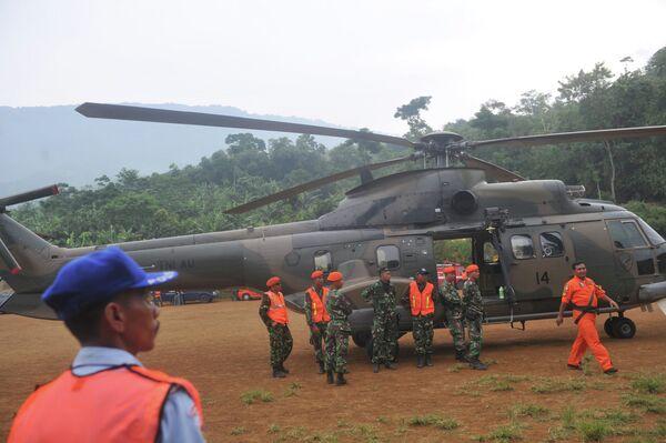 Indonesia prevé concluir el viernes el rescate de cuerpos del accidente del SSJ-100 - Sputnik Mundo