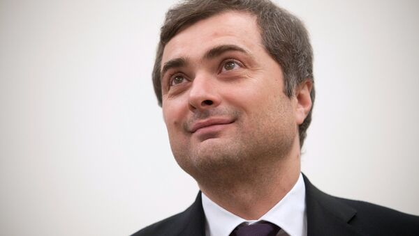Vladislav Surkov, alto cargo de la administración de Vladímir Putin - Sputnik Mundo