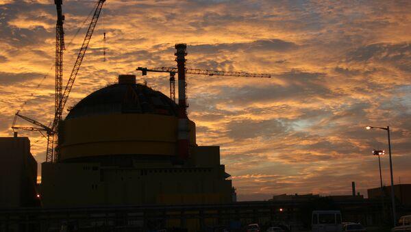 Central nuclear de Kudankulam - Sputnik Mundo