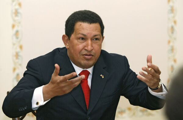 Hugo Chávez - Sputnik Mundo