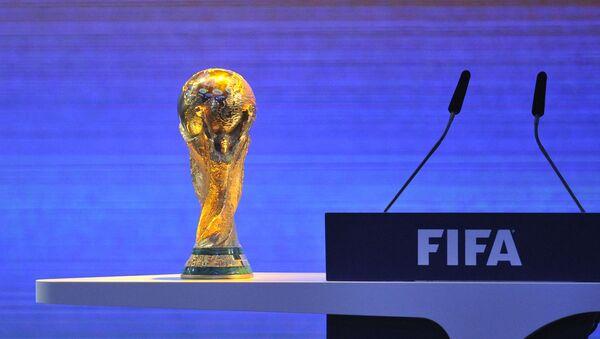 El eslogan del Mundial 2014 en Brasil será Todos al mismo ritmo - Sputnik Mundo