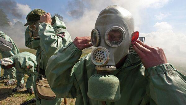 Moscú investiga por cuenta propia el ataque químico de Guta - Sputnik Mundo