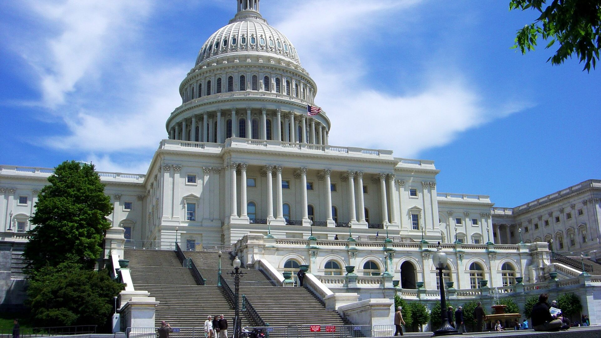 Senado de EEUU en Washington - Sputnik Mundo, 1920, 24.05.2021