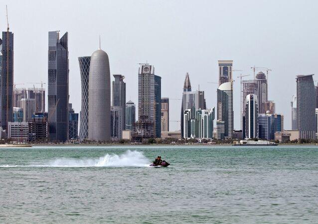 La capital de Catar, Doha