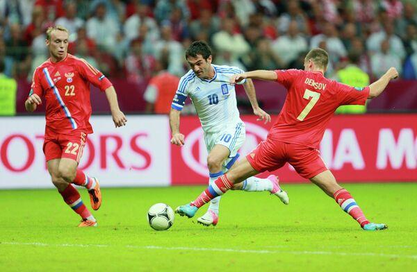 Rusia eliminada de la Eurocopa 2012 - Sputnik Mundo