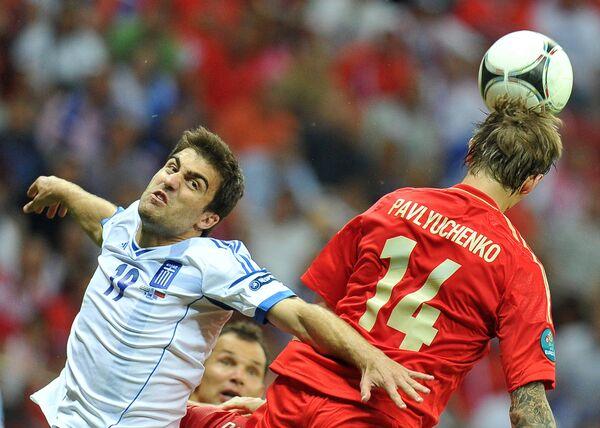 El canto del cisne de Rusia en la Eurocopa 2012 - Sputnik Mundo
