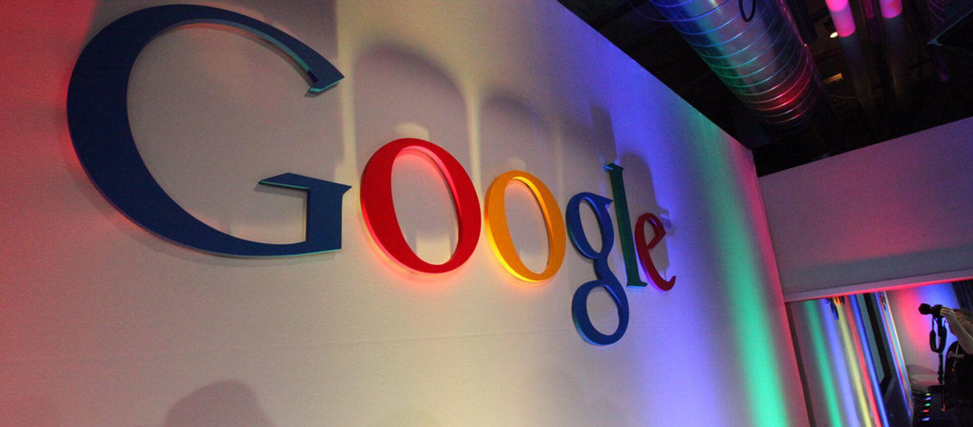 Google Logo  - Sputnik Mundo, 1920, 29.01.2021