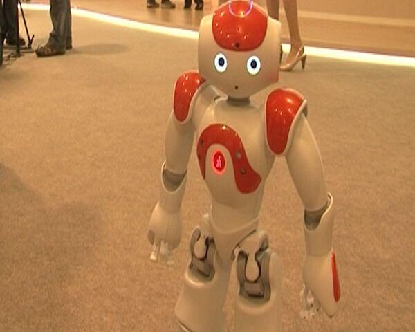 Innovaciones exhibidas en el Foro Internacional Económico de San Petersburgo - Sputnik Mundo