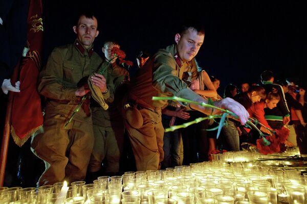 Rusia conmemora el 71 aniversario del inicio de la Gran Guerra Patria - Sputnik Mundo
