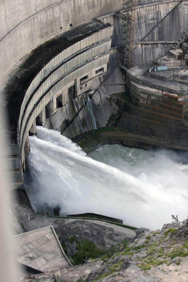 Central hidroeléctrica. Archivo - Sputnik Mundo