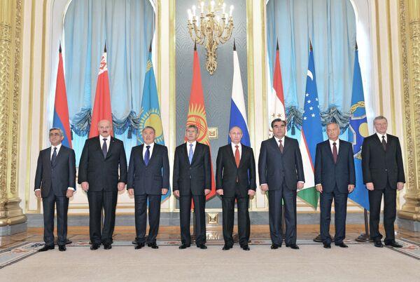 Putin resalta la importancia de la OTSC - Sputnik Mundo