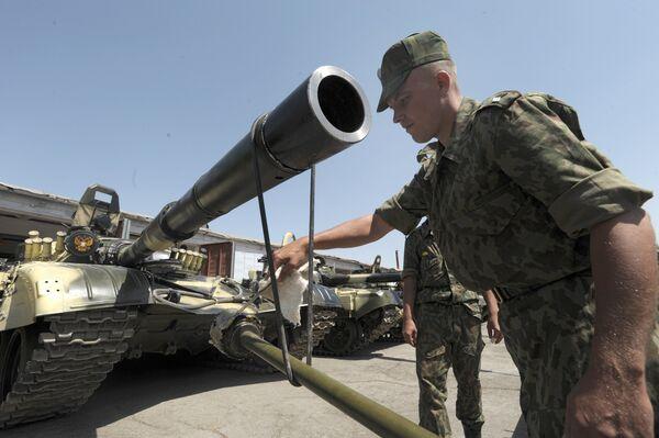 Base militar rusa en Tayikistán - Sputnik Mundo