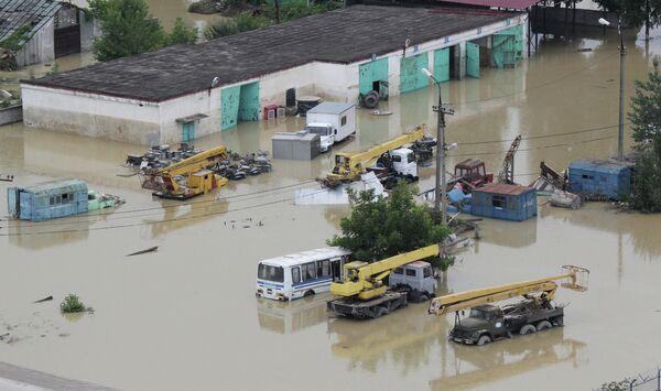 Krasnodar dos días después de las desastrosas inundaciones - Sputnik Mundo