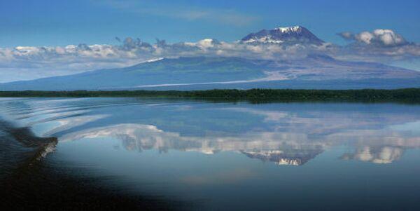 Viaje gráfico a la península rusa de Kamchatka - Sputnik Mundo
