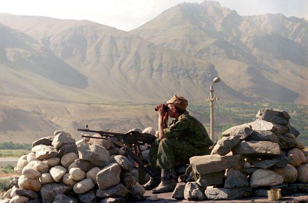 Una nueva guerra en Tayikistán   - Sputnik Mundo