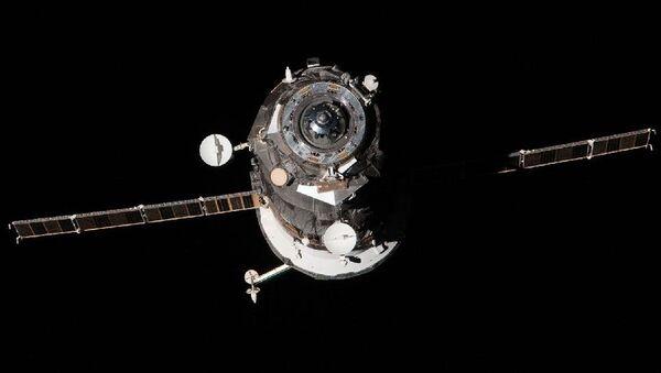 El carguero espacial ruso Progress - Sputnik Mundo
