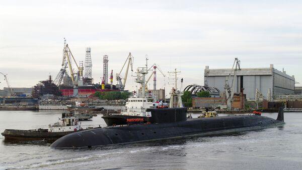 El astillero Sevmash en Severodvinsk - Sputnik Mundo