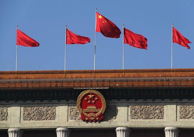 Gran Salón del Pueblo en Pekín