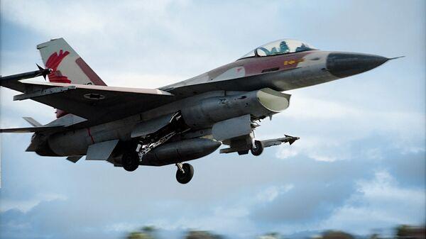 Истребитель военно-воздушных сил Израиля - Sputnik Mundo