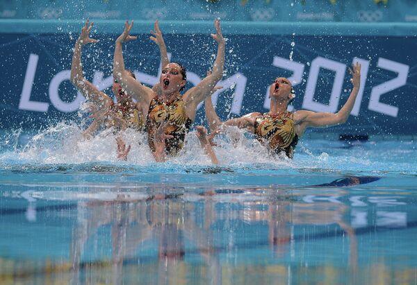 Juegos Olímpicos de Londres 2012 - Sputnik Mundo