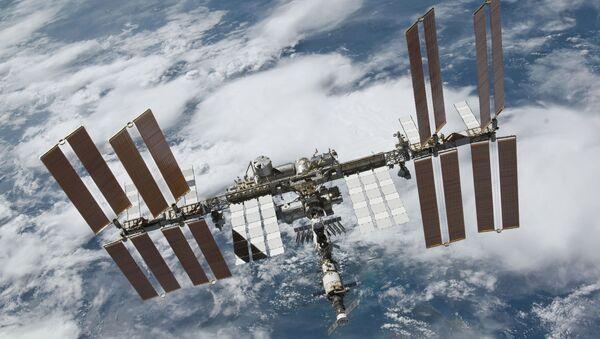 Estación Espacial Internacional (ISS) - Sputnik Mundo