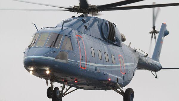 El helicóptero ruso Mi-38 marca récord mundial al subir a 8.600 metros - Sputnik Mundo