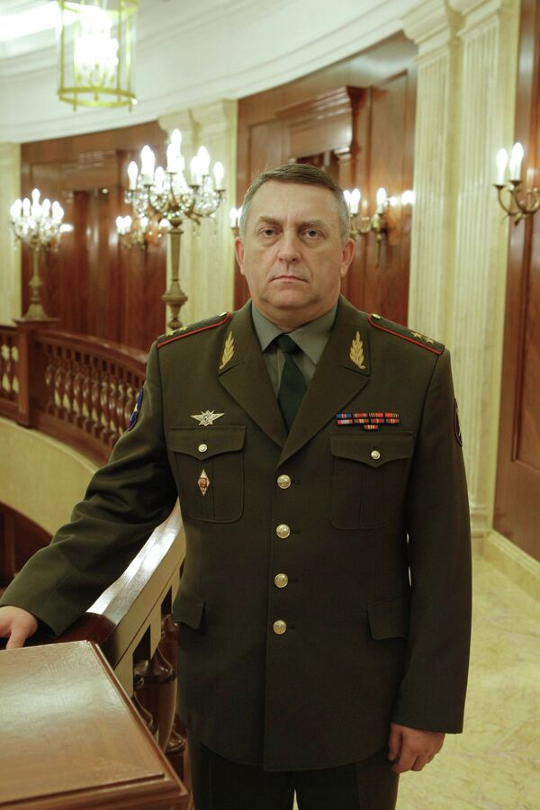 Rusia doblará lanzamientos de misiles de largo alcance en 2013 - Sputnik Mundo