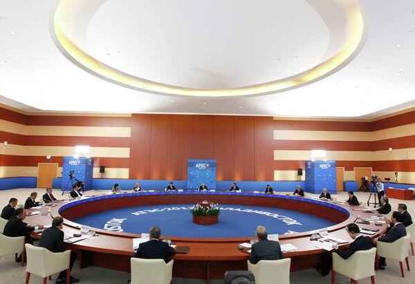 Cumbre de APEC en Vladivostok - Sputnik Mundo