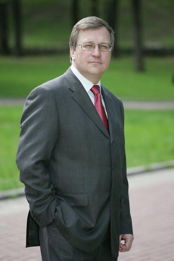 Yuri Krupnov - Sputnik Mundo