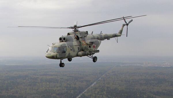 Helicópteros Mi-17 - Sputnik Mundo