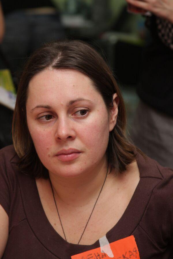 Elena Alshanskaya - Sputnik Mundo