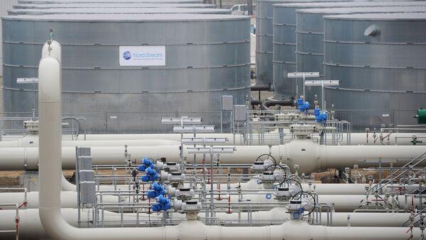 Gasoducto Nord Stream - Sputnik Mundo