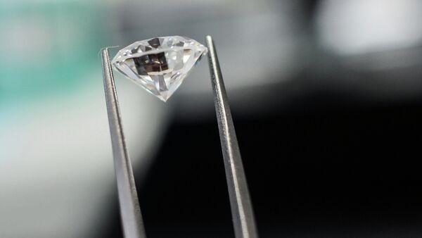 Diamante (imagen referencial) - Sputnik Mundo