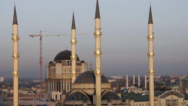 Grozni, capital de Chechenia - Sputnik Mundo