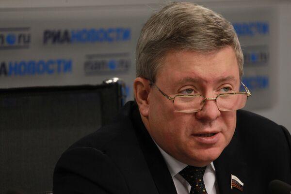 Alexandr Torshin - Sputnik Mundo