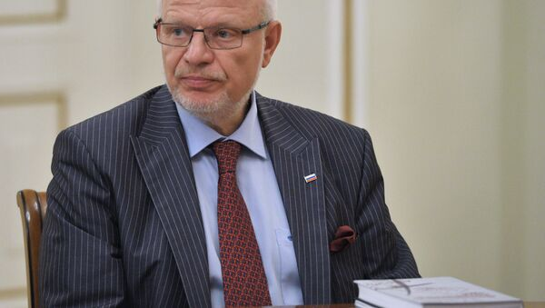 Mijaíl Fedótov, jefe del Consejo presidencial ruso para los DDHH (archivo) - Sputnik Mundo