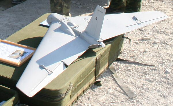 Avion no tripulado ruso Eleron-10 - Sputnik Mundo