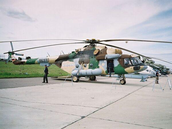 Helicóptero Mi-17-V5 - Sputnik Mundo