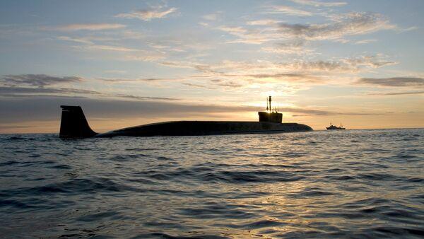 Yuri Dolgoruki, submarino nuclear de proyecto Borei - Sputnik Mundo