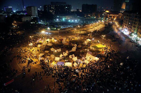 Un menor muerto en protestas contra Mursi en Egipto - Sputnik Mundo