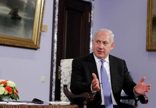 Benjamín Netanyahu - Sputnik Mundo