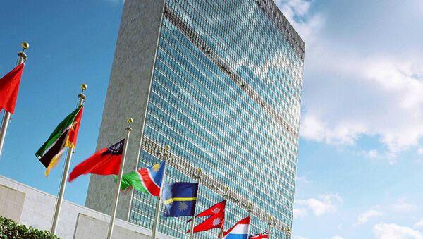 El Consejo de Seguridad de la ONU - Sputnik Mundo