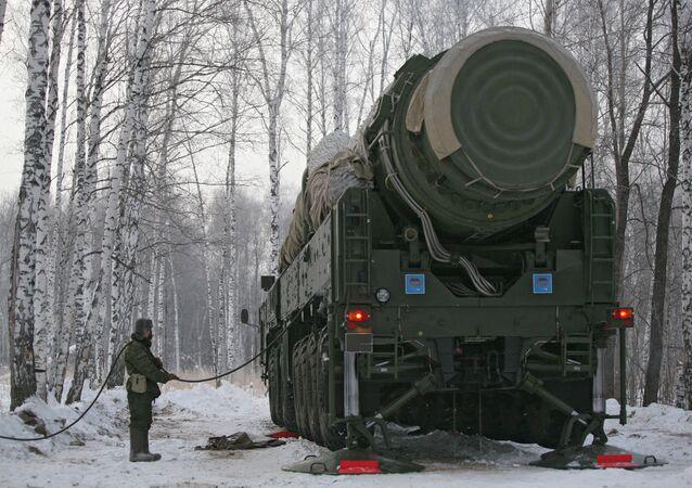 Sistema de misiles Tópol